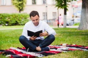 Gay Pride: Which books does a successful gay guy read?